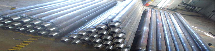 Friction Welded Rods